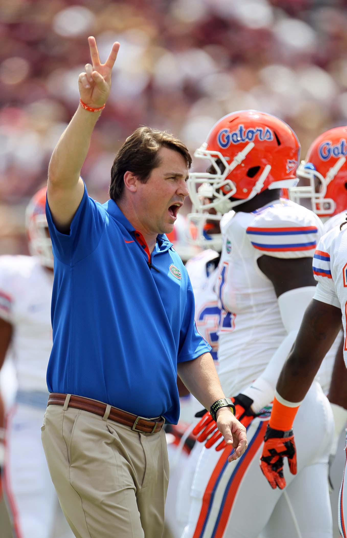 Keep Calm and Muschamp On