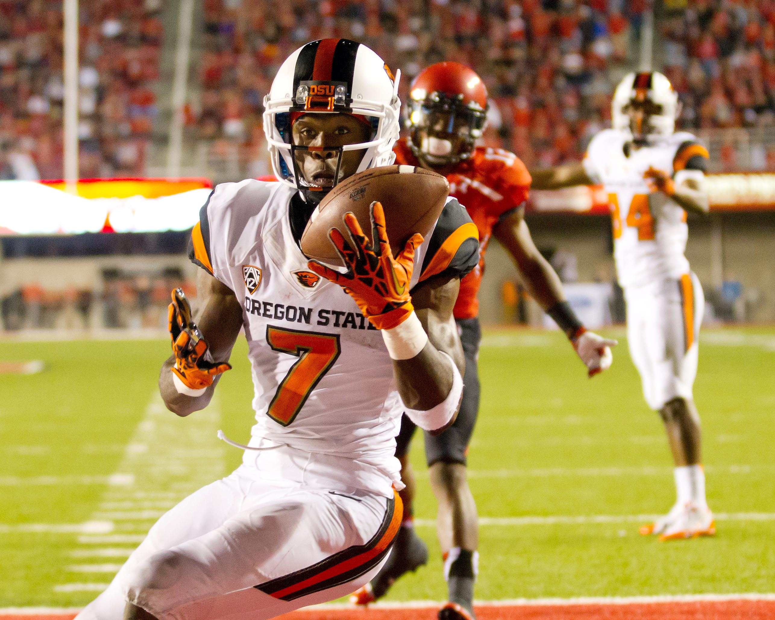 24. Oregon State Beavers