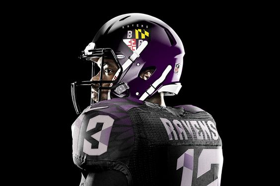 2013 Under Armour NFL uniform concept designs