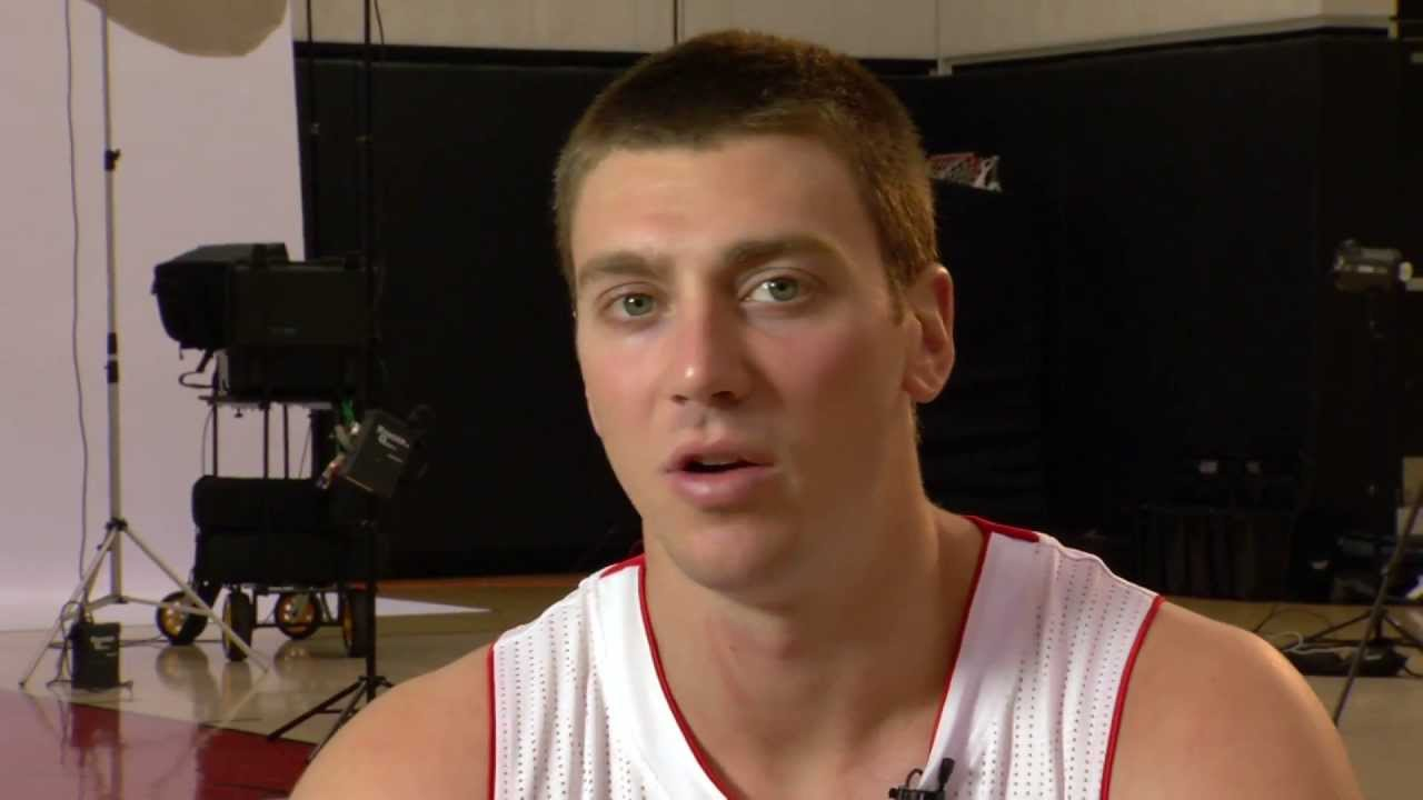 tyler hansbrough mad toronto video