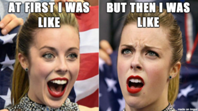 bob costas ashley wagner eye meme