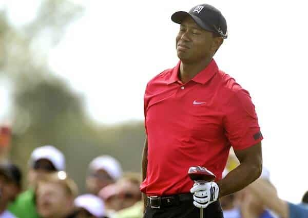 Tiger Woods Withdraws From Masters: Twitter's Explosive Reaction