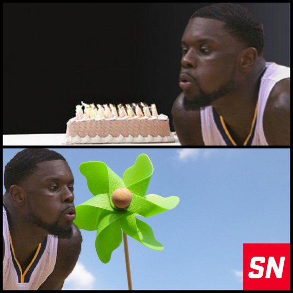 lance stephenson blowing lebron meme 1