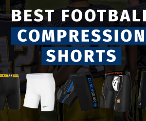 Best Football Compression Shorts Featured Image