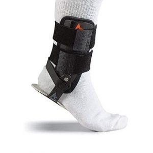 Active Ankle T1 Rigid Ankle Brace For Injured Ankle Protection and Sprain Support