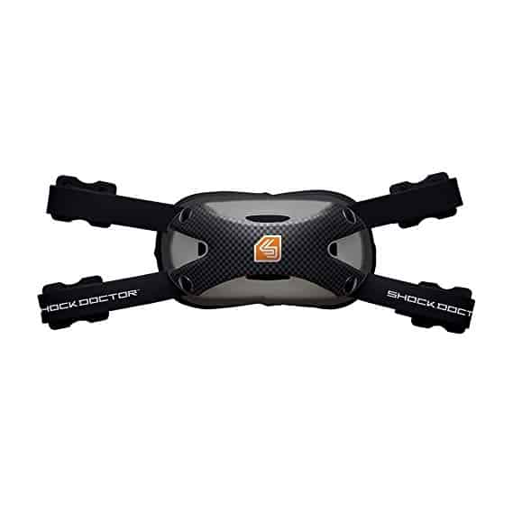 Shock Doctor Ultra Carbon Chin Strap