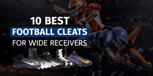 Best Football Cleats Wide Receivers Featured Image