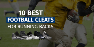 Best Football Cleats Running Backs Featured Image