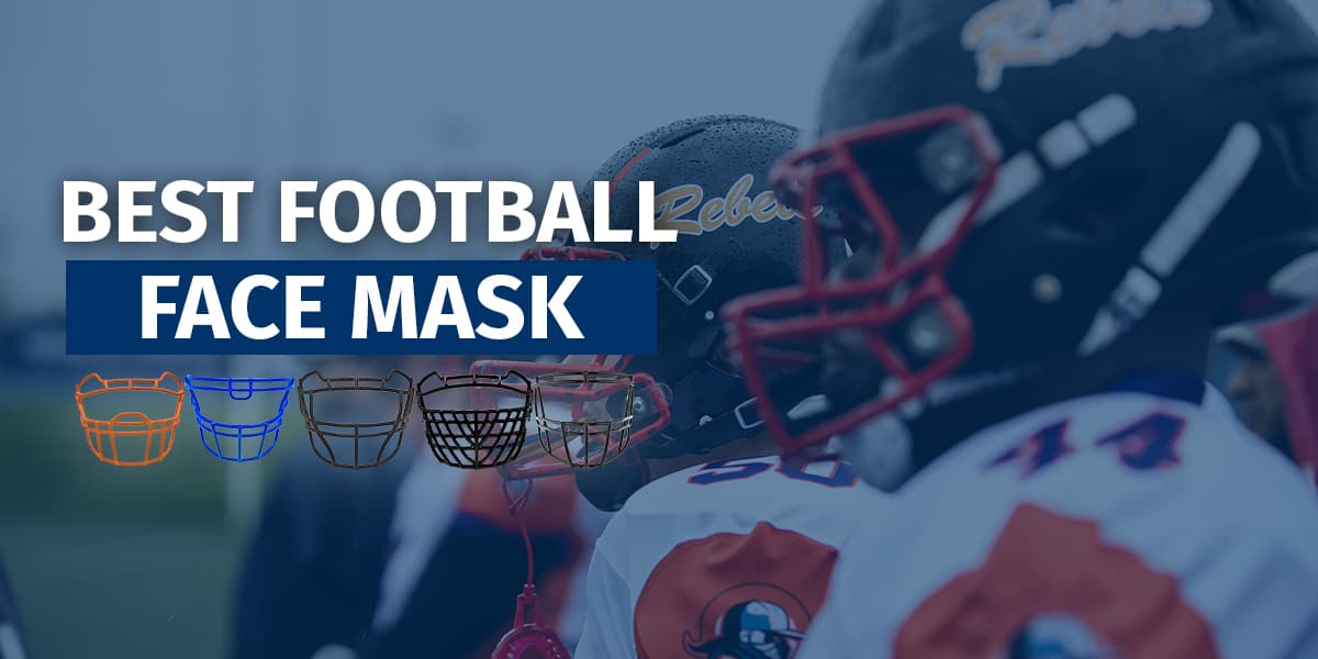 Best Football Face Mask Featured Image