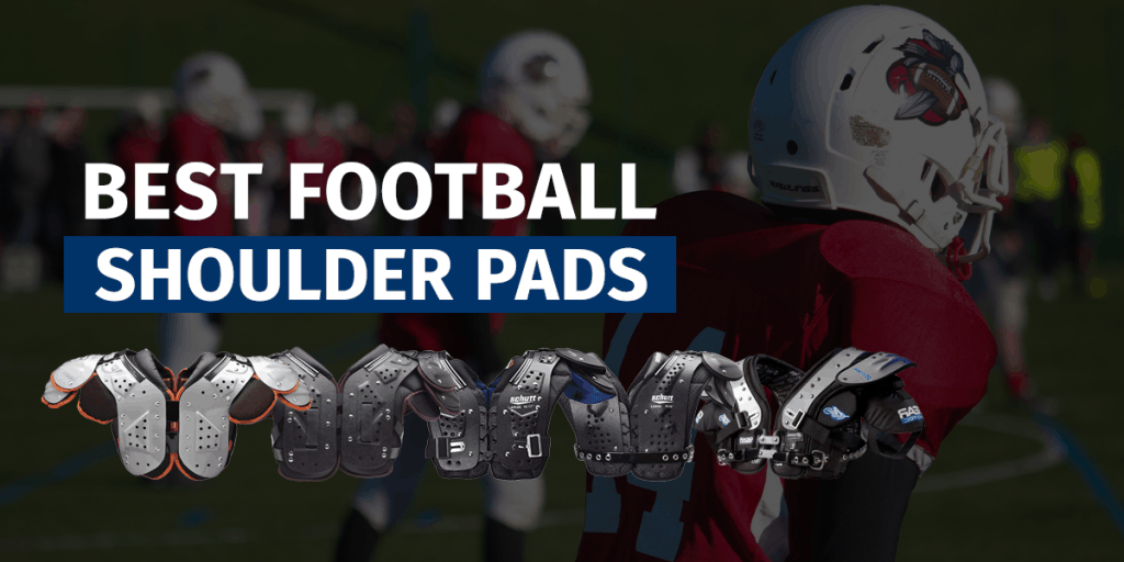 Best Football Shoulder Pads Featured Image