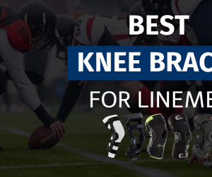 Best Knee Braces For Linemen Featured Image