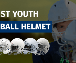 Best Youth Football Helmet Featured Image