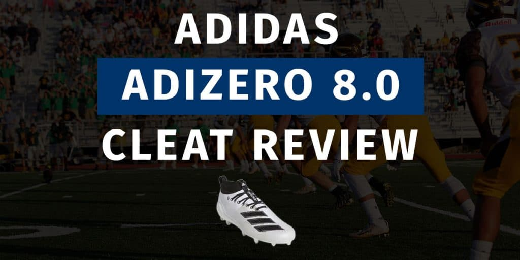 Adidas Adizero 8.0 Review Featured Image