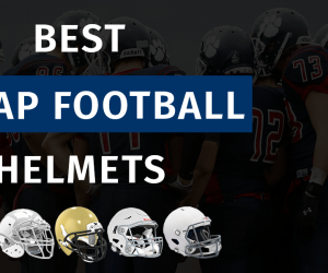Best Cheap Football Helmets Featured Image