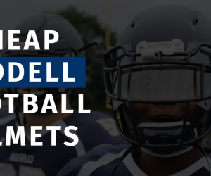 Cheap Riddell Football Helmet Featured Image