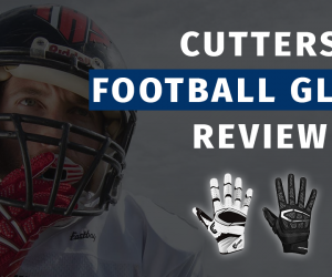 Cutters Football Gloves Review Featured Image