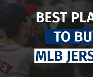 Best Places to Buy MLB Jerseys Featured Image
