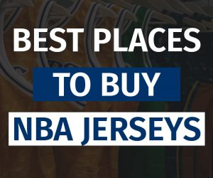 Best Places to Buy NBA Jerseys Featured Image