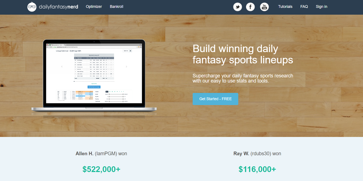 Daily Fantasy Nerd Review Featured Image