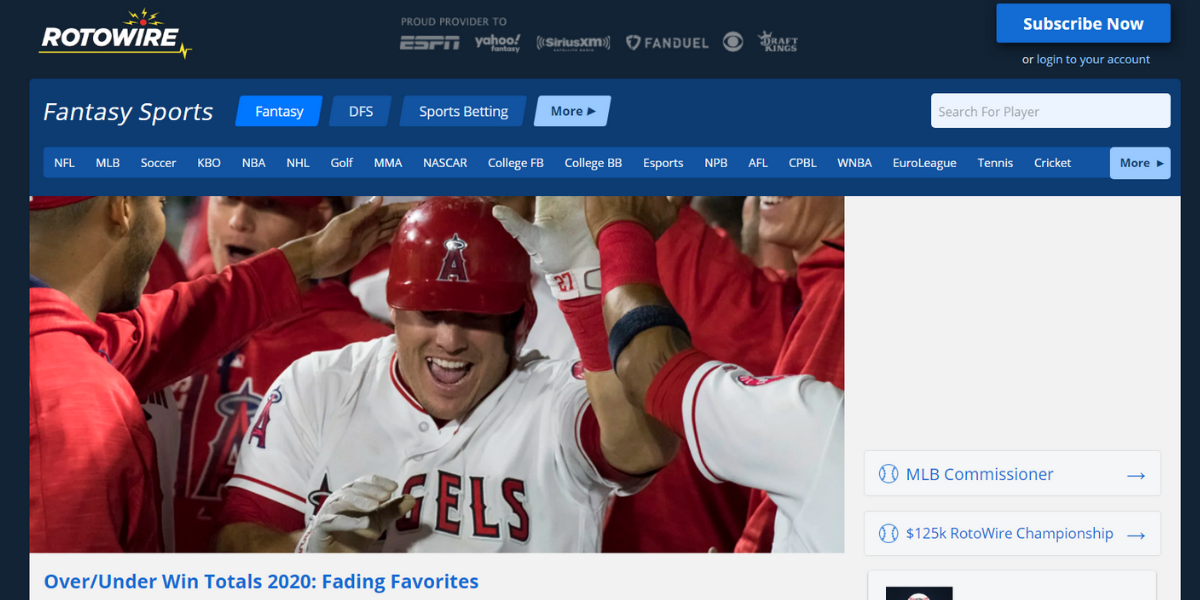 Rotowire Review Featured Image