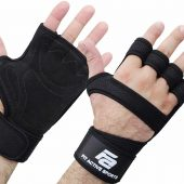 Fit Active Sports LX1 Weight Lifting Gloves for Cross
