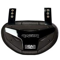 Gear Pro-Tec Foam Razor Back Plate in Black