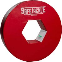 SafeTackle Pro Football Tackle Ring - Performance Without Risk