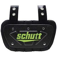 Schutt 79922100 Sports Football Back Plate